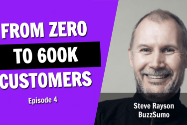 How to Go From Zero Customers to 600,000 in Less Than 4 Years (Episode 4)