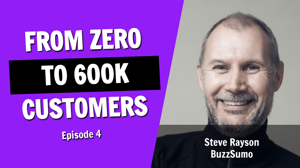 How to Go From Zero Customers to 600,000 in Less Than 4 Years