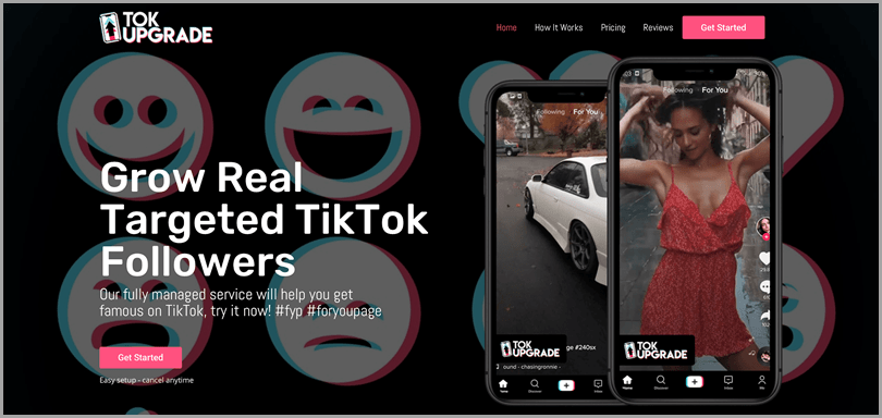 Tokupgrade best sites to buy TikTok followers on the market