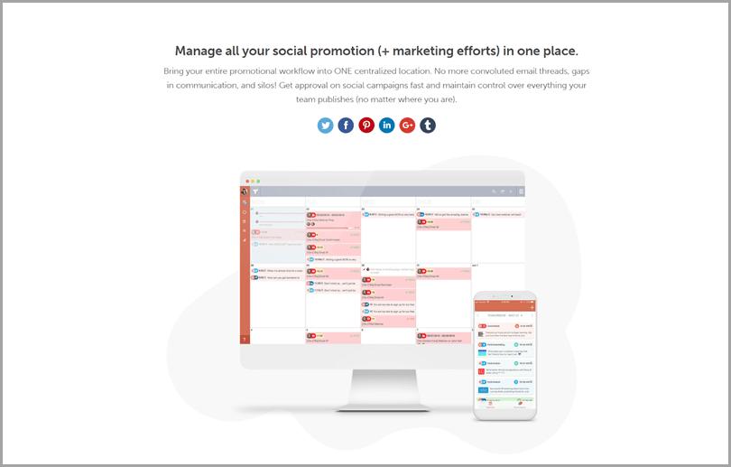 CoSchedule platform for Twitter tools
