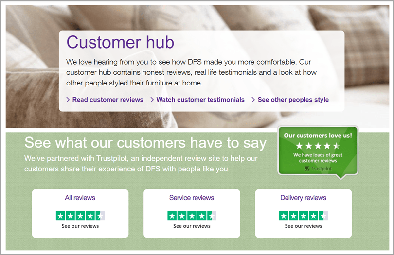 Customer hub see what our customers have to say for ecommerce sales funnel