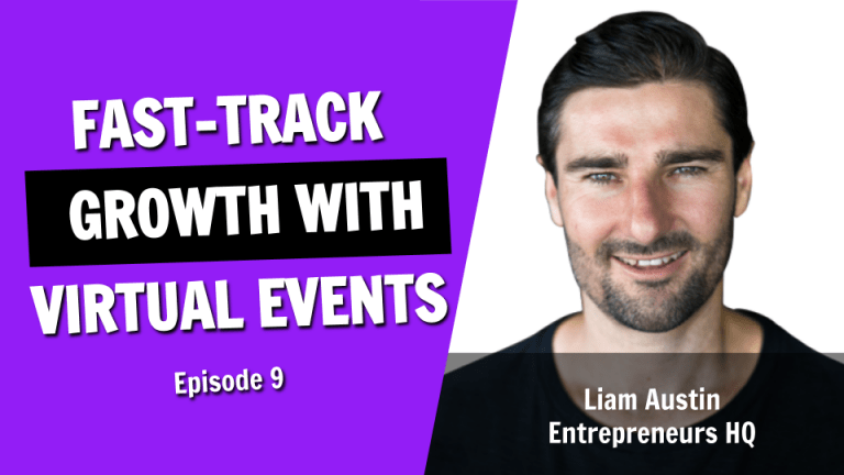 How to Run a Virtual Event and Fast-Track Business Growth