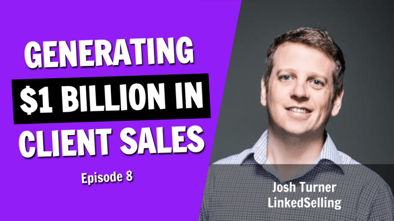 How This Entrepreneur Helped Generate $1 Billion in Sales For His Clients (Episode 8)