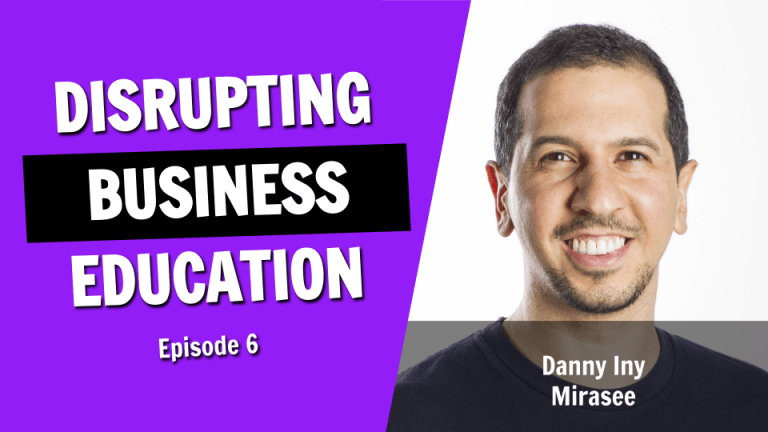 How a High School Dropout is Disrupting Business Education (While Earning 7 Figures)