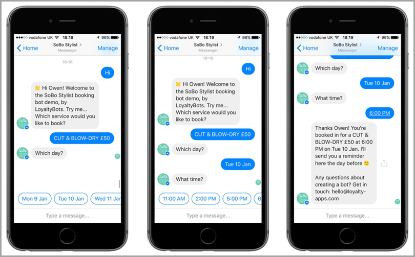 Put chatbots in charge of leads for lead generation ideas
