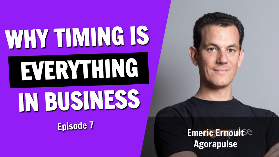 Why Timing is Everything in Business