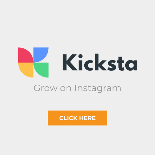 Kicksta - Grow on Instagram