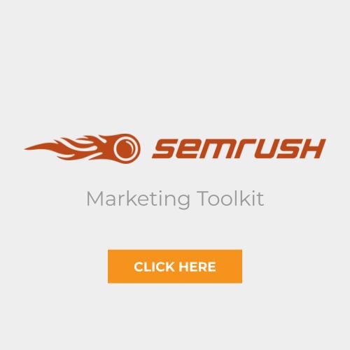 SEMrush - Marketing Toolkit