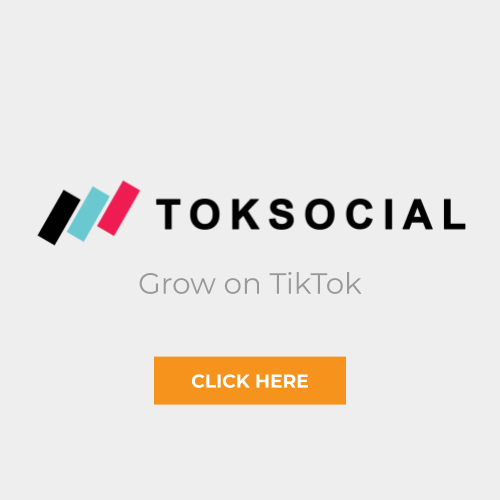 TokSocial - Grow on TikTok