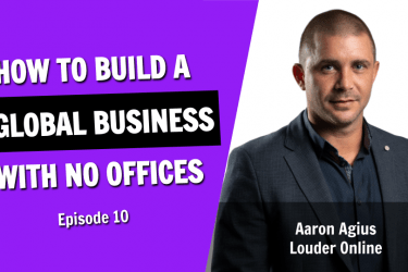 How to Build a 70 Person Global Business With No Offices