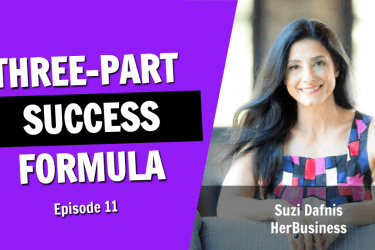 The Success Formula of Vision, Collaboration, and Courage (Episode 11)
