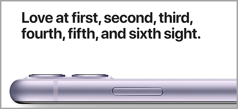 Apple iPhone Persuasive Copywriting That Triggers Emotion