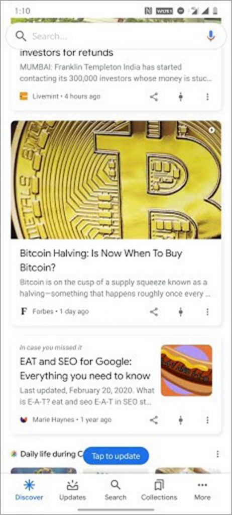 Google-Post-About-Bitcoin-Google-Discover