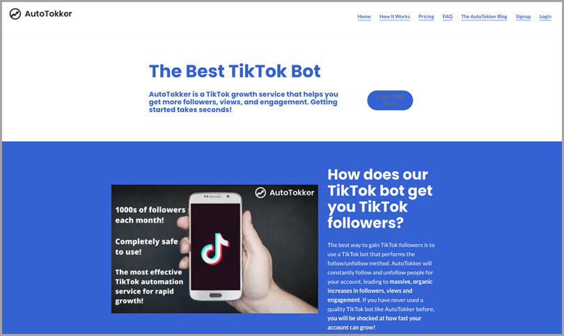 AutoTokker-The-Best-Tiktok-Bot
