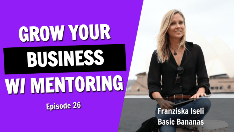 How to Grow Your Business With This Unique Mentoring Approach