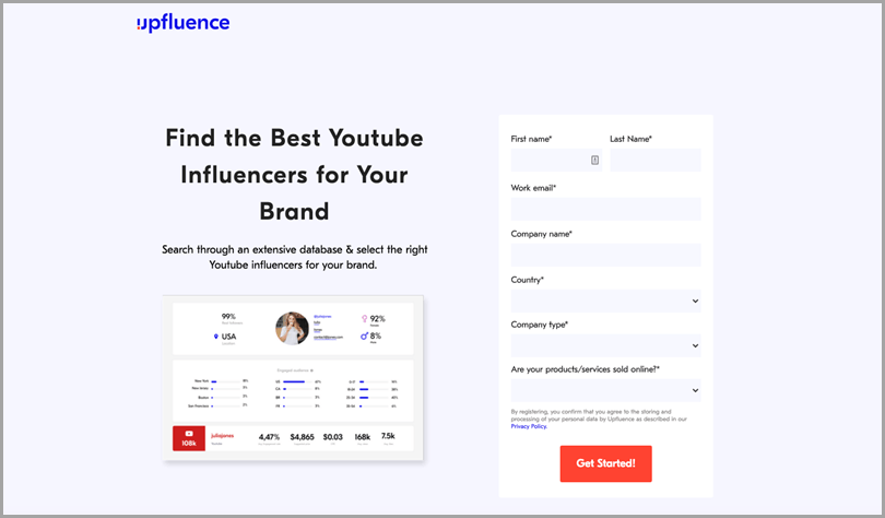 Upfluence-Influencer-Marketing-Buy-Youtube-Subscriber