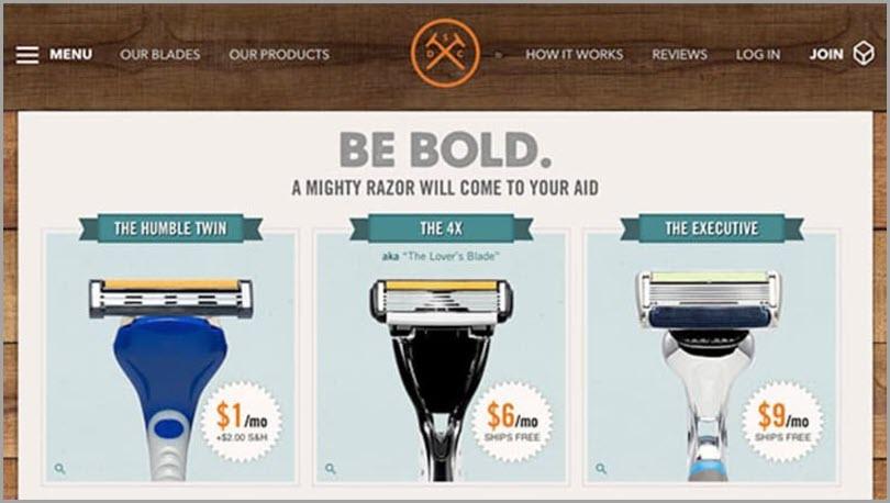 Banner-Design-Inspiration-Dollar-Shave-Club