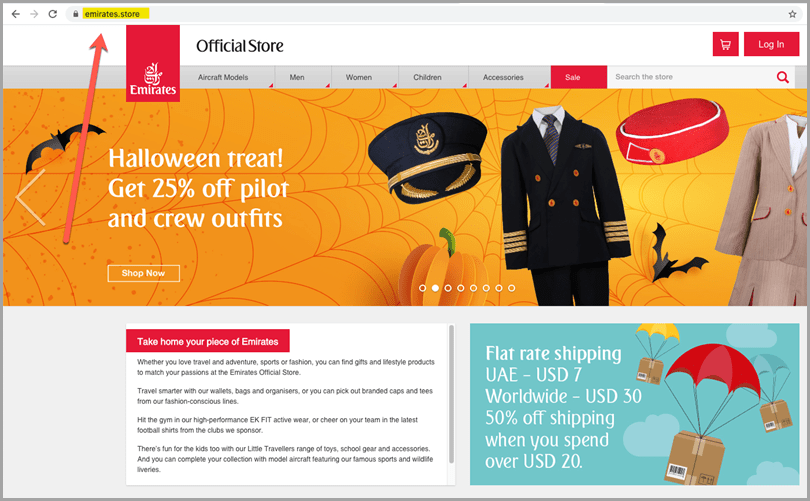 Brand-Positioning-Emirates-Official-Store-Domain-Names