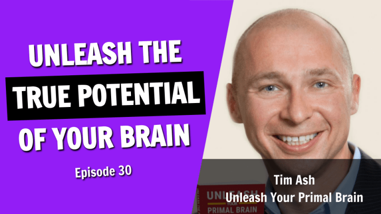How to Unleash the Power of Your Primal Brain