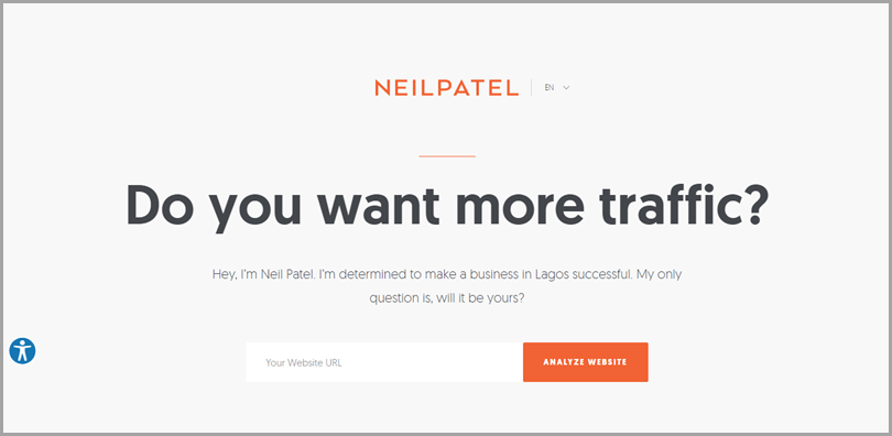 NeilPatel-Do-You-Want-More-Traffic-Call-to-Action