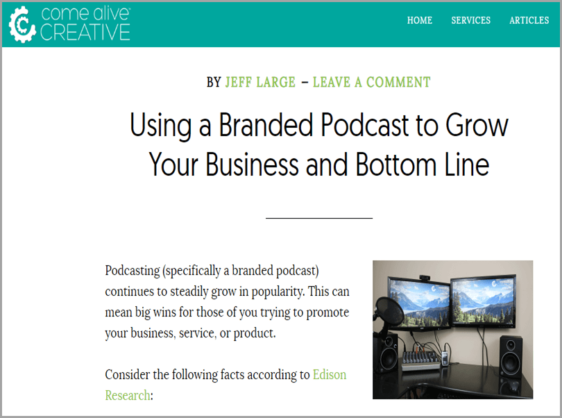 Using-a-Branded-Podcast-to-Grow-Your-Business-and-Bottom-Line-Content-Marketing