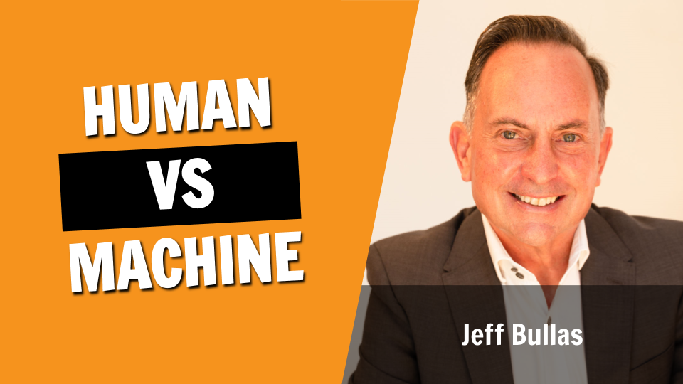 Human vs Machine - A Blog by Jeff Bullas