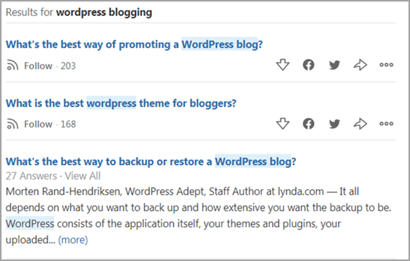 Quora-Wordpress-blogging