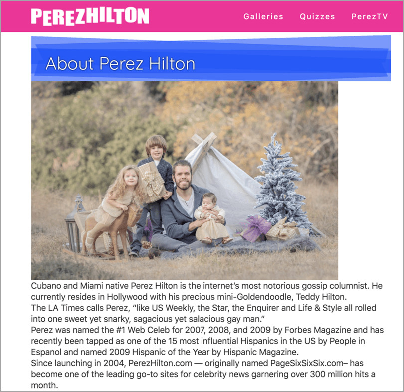 Turning-Your-Blog-and-Expertise-into-a-Brand-about-perez-hilton