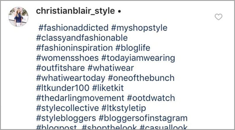 collect-customer-feedback-hashtag-trend-christian-blair-style