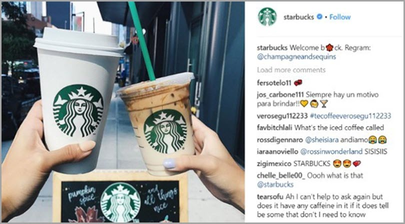 collect-customer-feedback-starbucks-user-generated-content