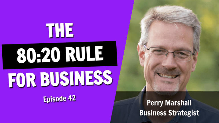 The 80:20 Rule for Business Success
