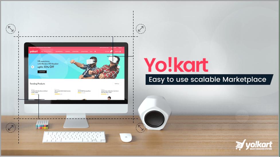 YoKart for Ecommerce Platforms