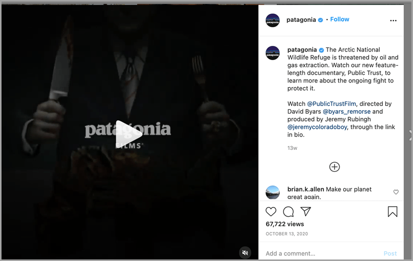 instagram-post-ideas-instagram-patagonia-video-post