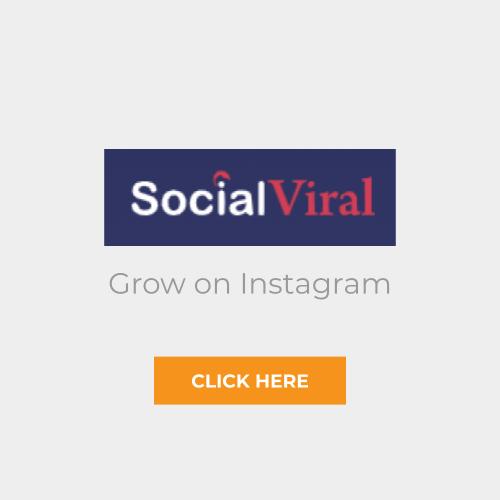 SocialViral - Grow on Instagram