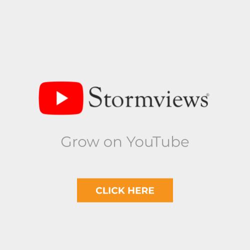 Stormviews - Grow on YouTube