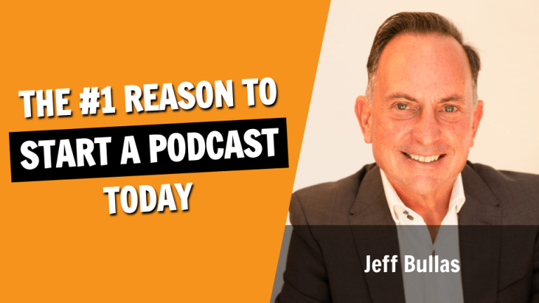 The Number One Reason You Should Start a Podcast