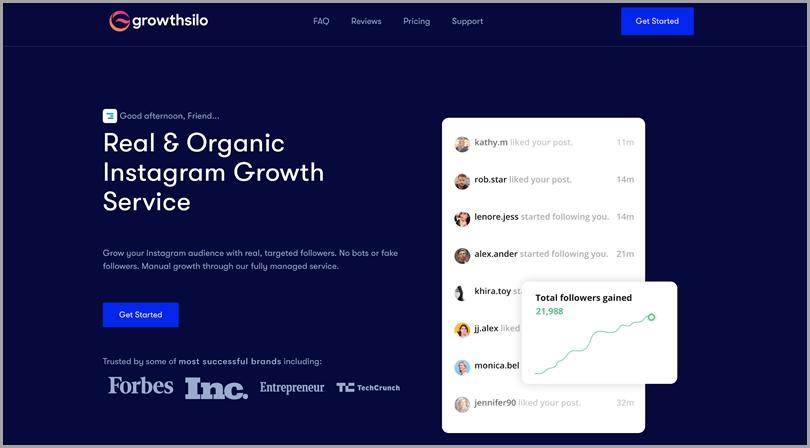 best-sites-to-buy-Instagram-followers-Growthsilo