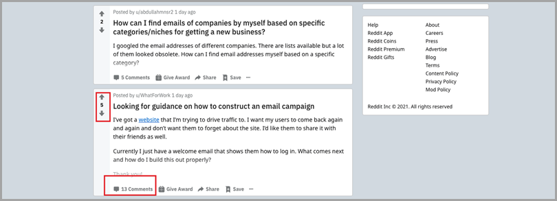 Oberlo-Community-For-Reddit-Marketing