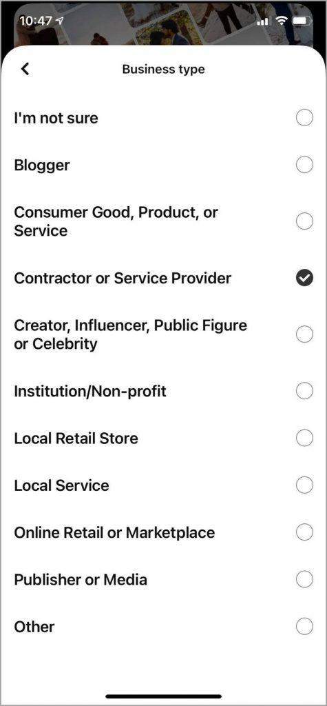 Original-Content-Business-Type