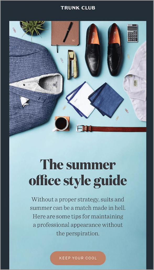 email-newsletter-ideas-trunk-club-the-summer-office-style-guide
