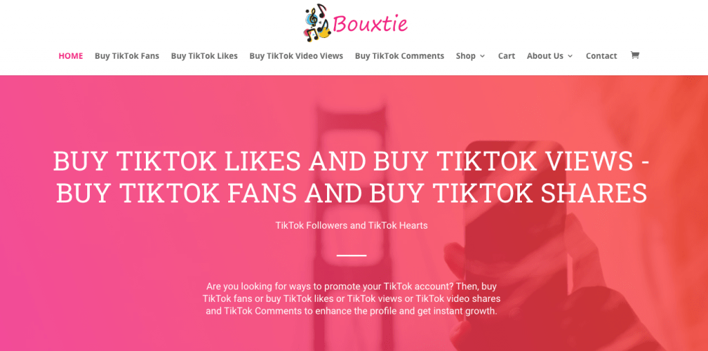 Bouxtie - TikTok Views