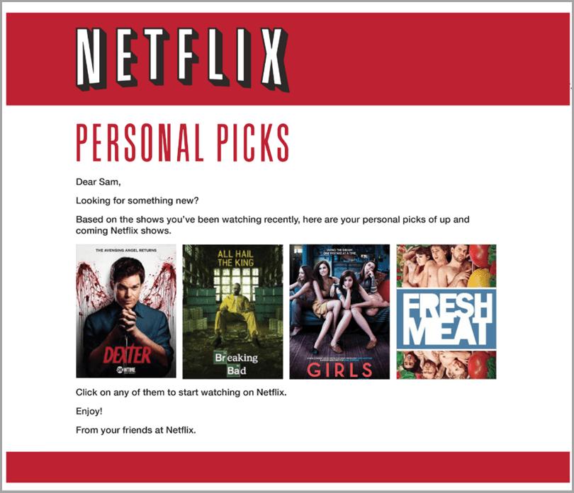 Netflix-Personal-Picks