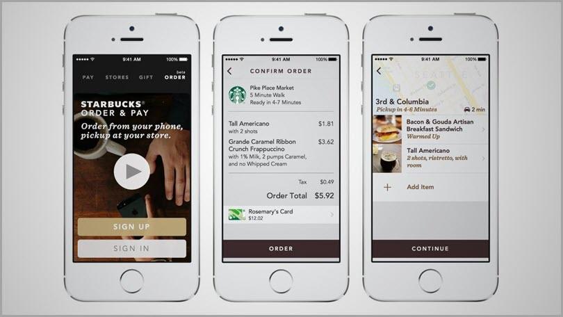 Starbucks-Order-&-Pay
