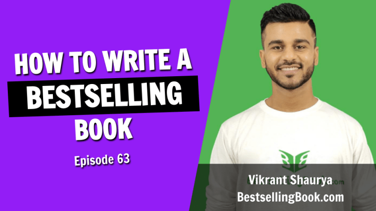 How to Write a Bestseller: Advice from a Publisher