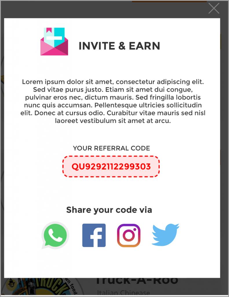Invite-&-Earn