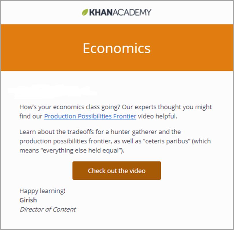 Khanacademy-Economics