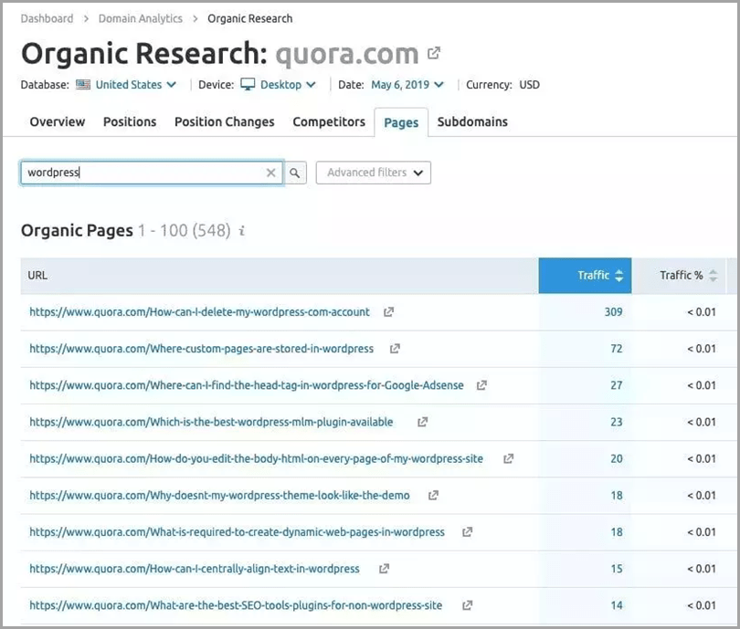 Organic-Research