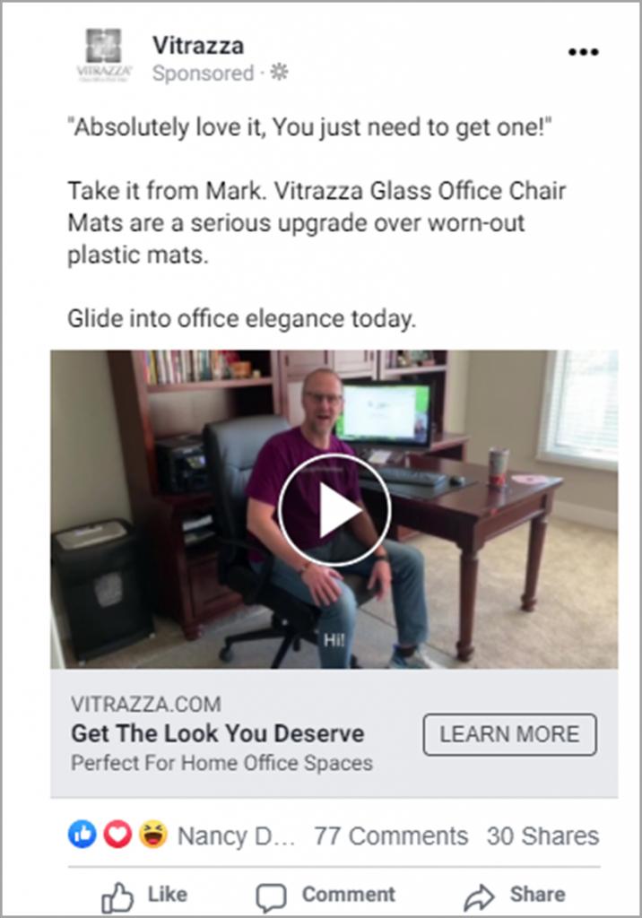 Vitrazza-Video