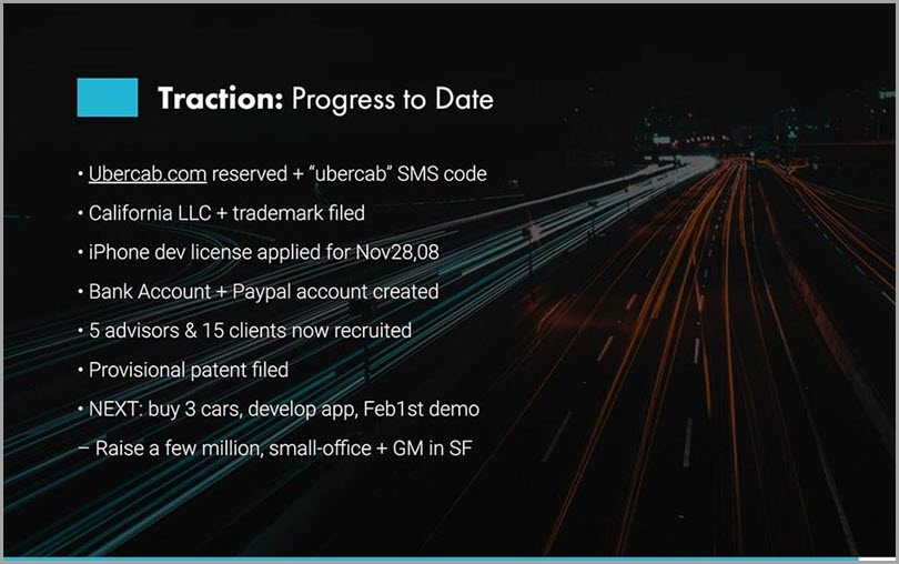 Traction-Progress-To-Date