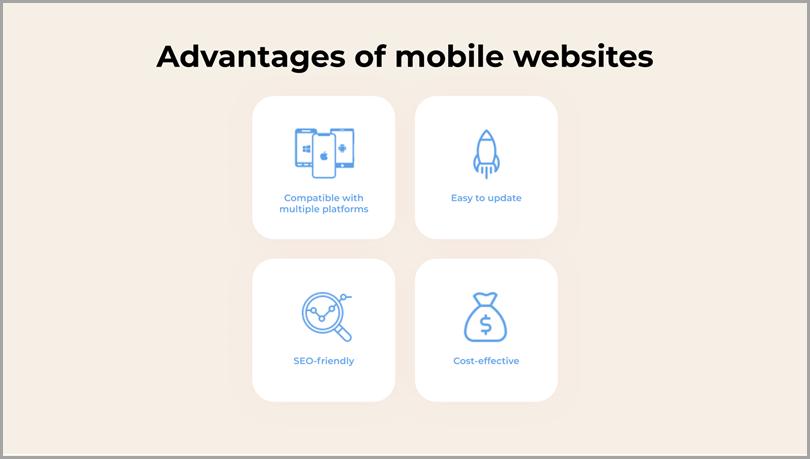 Advantage-Of-Mobile-Website